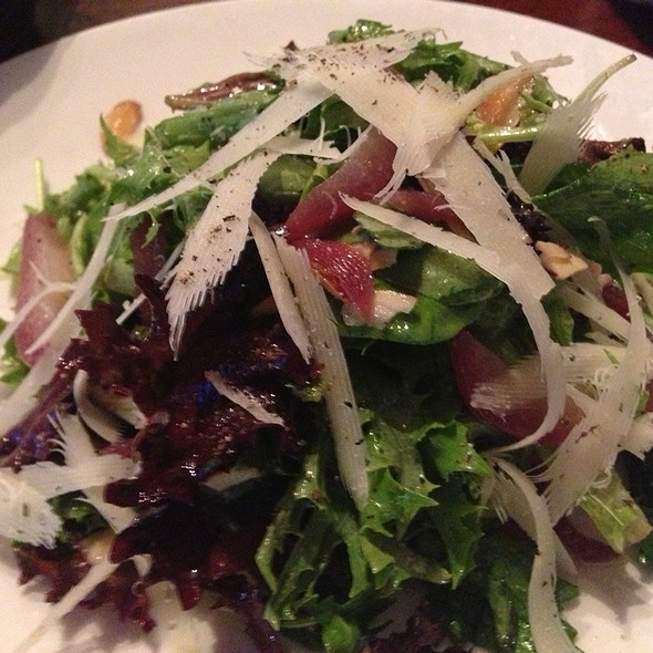 Poached Pear Salad - Nourish Grill - Mill Valley, Mill Valley, CA