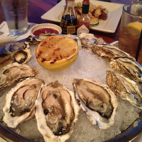 """Oysters"" on the Half Shell - Kincaid's - Honolulu, Honolulu, HI"