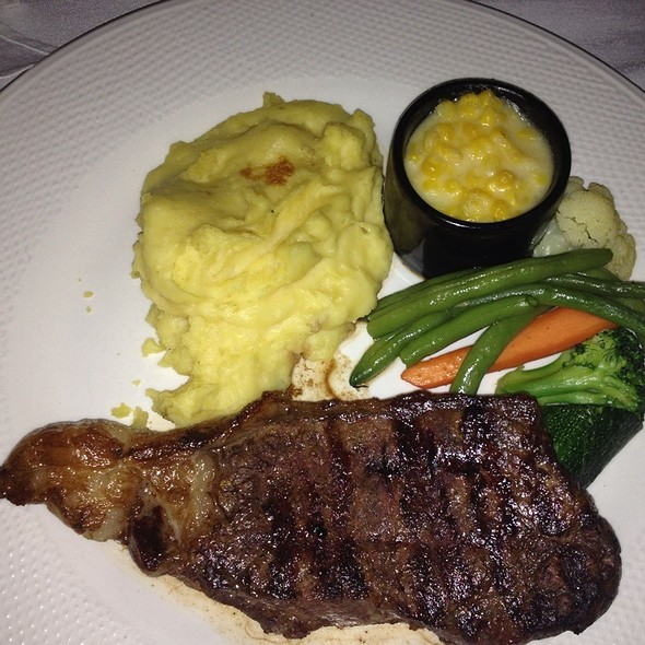 New York Steak - The Vintage Steakhouse, San Juan Capistrano, CA