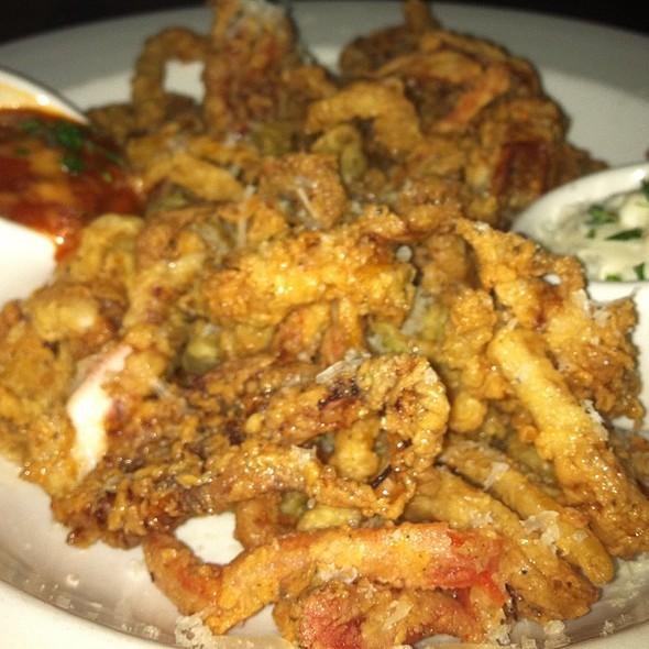 Fried Calamari - Tramici, Saint Simons, GA