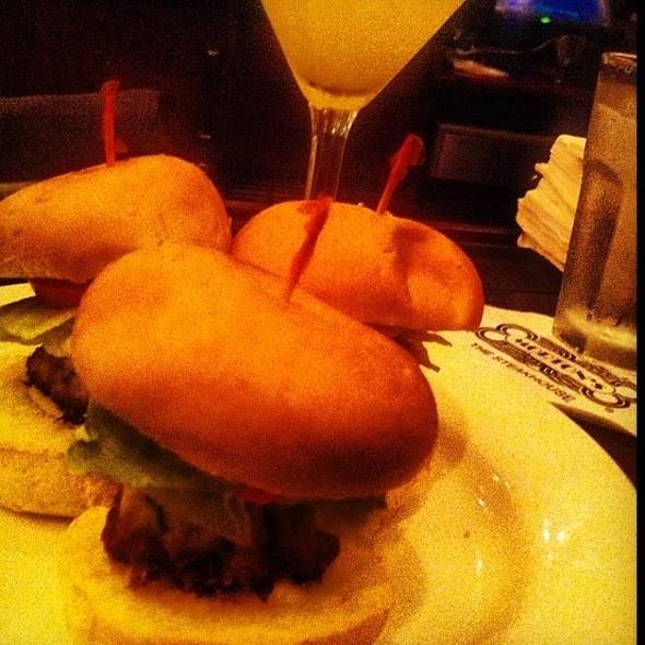 Filet Mignon Sliders - Morton's The Steakhouse - New Orleans, New Orleans, LA