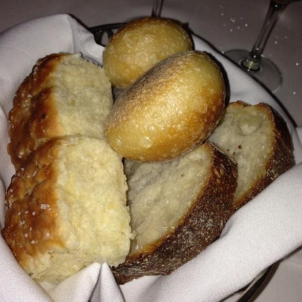 Complimentary Bread - Delmonico's, New York, NY