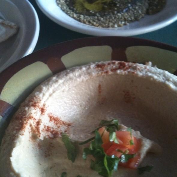 Hummus - Shishka Lebanese Grill, Pompano Beach, FL