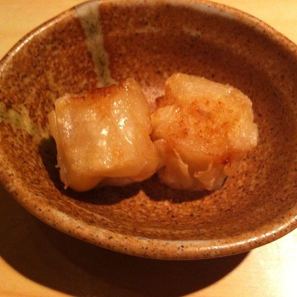 Shrimp Dumplings - Restaurant Nippon, New York, NY