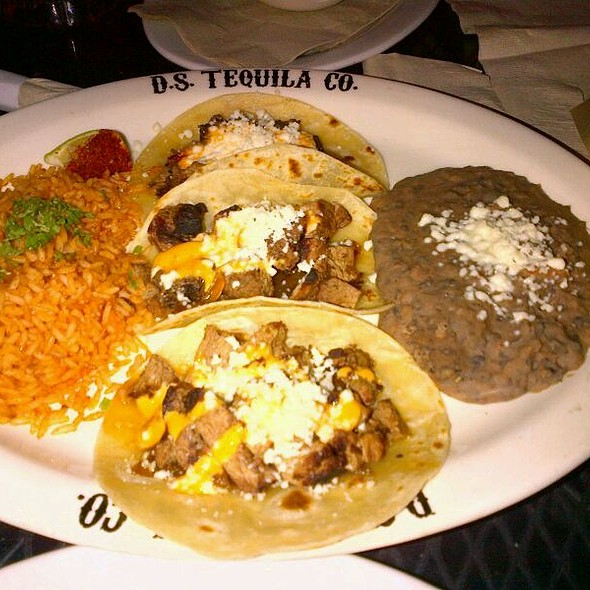 Steak Tacos - DS Tequila Company, Chicago, IL