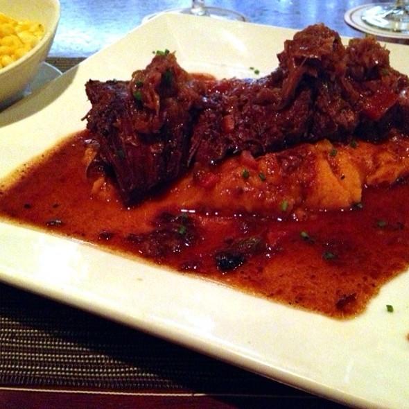 Braised Prime Short Ribs - Davio's Northern Italian Steakhouse at Patriot Place, Foxboro, MA