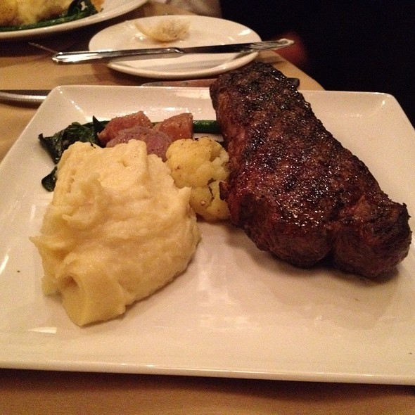 Charcoal Steak House Kitchener On Opentable
