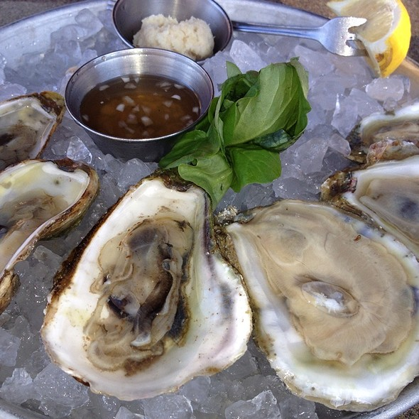 Oysters - Columbus Fish Market - Worthington, Columbus, OH