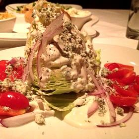 Wedge Salad - Fleming's Steakhouse - Salt Lake City, Salt Lake City, UT
