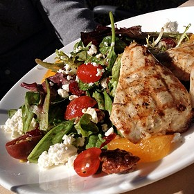 Wine Country Salad - The Restaurant at Ponte, Temecula, CA