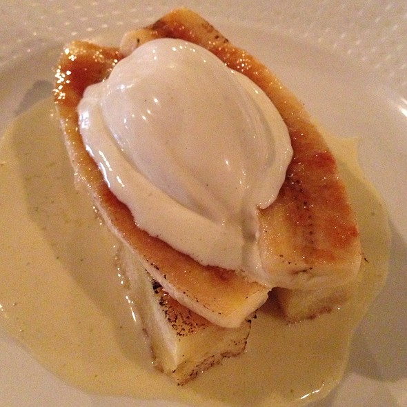 Brioche Bread Pudding - Zutto Japanese American Pub, New York, NY