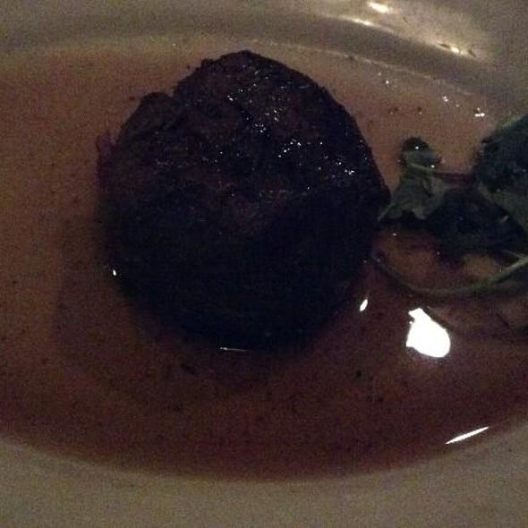 6oz Filet - Morton's The Steakhouse - Louisville, Louisville, KY