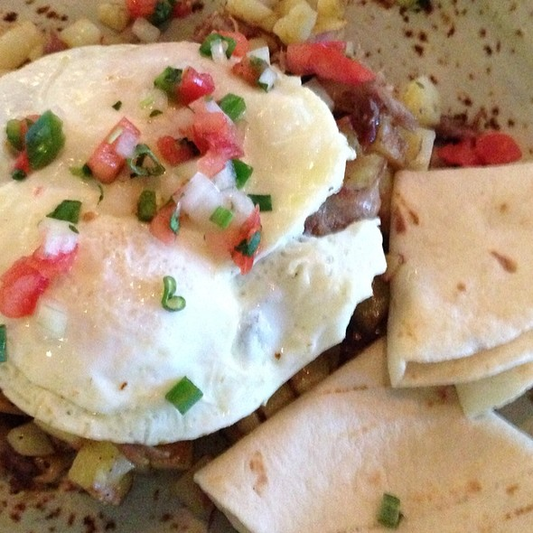 Duck Confit Hash - Kachina Southwestern Grill, Westminster, CO