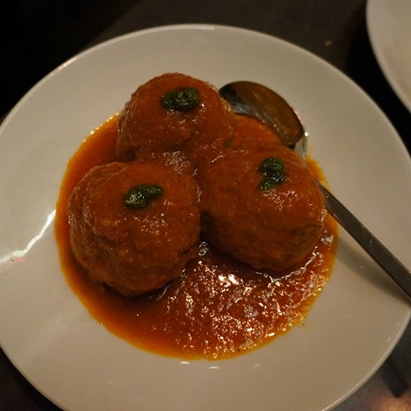 Meatballs - Church Aperitivo Bar, Toronto, ON