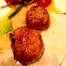 New Bedford Scallops - Fleming's Steakhouse - Orlando, Orlando, FL