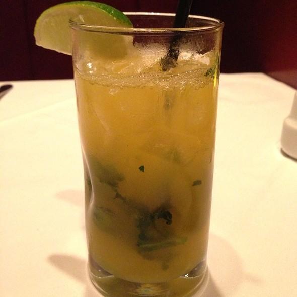 Mango Mojito - Fleming's Steakhouse - Orlando, Orlando, FL