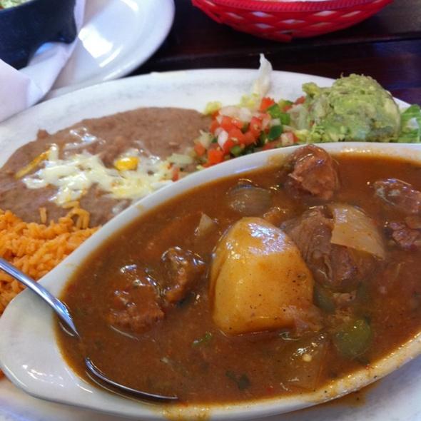 El Braceros Mexican Restaurant Amarillo Tx