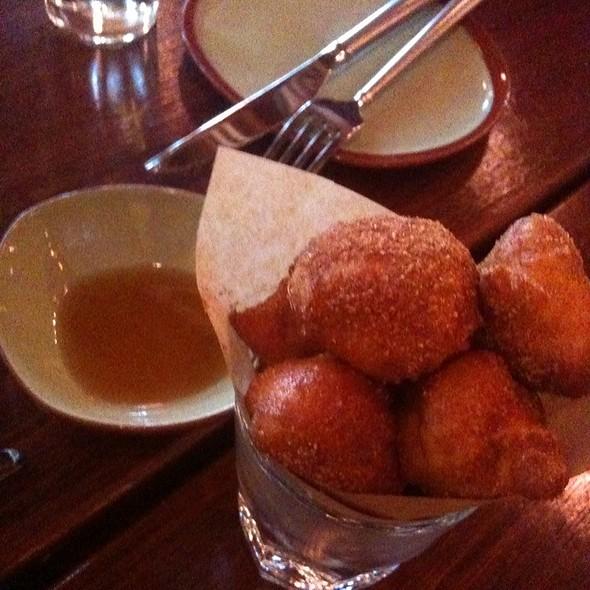 Spiced Doughnuts - Golden Beetle, Seattle, WA