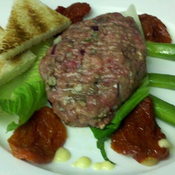 steak tartare - La Catena, Bridgewater, NJ