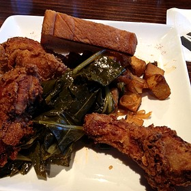 fried chicken - MAX's Wine Dive Dallas - McKinney Ave., Dallas, TX