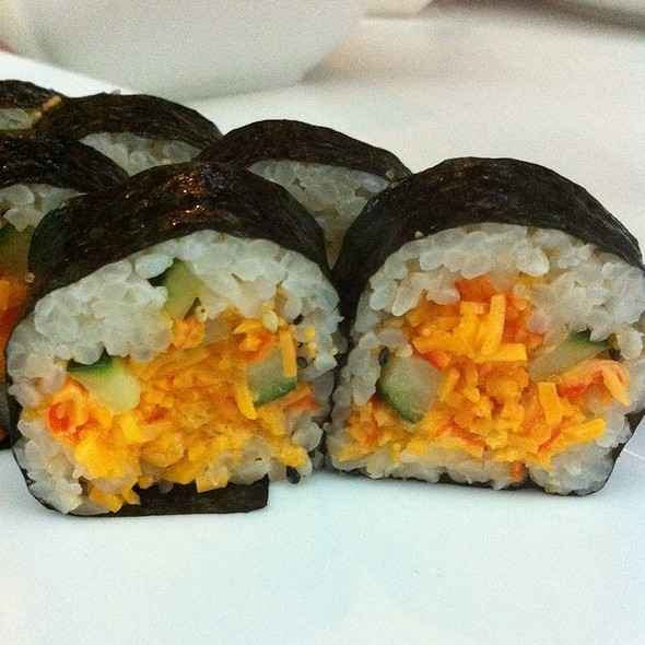 Dynamite Roll - Sushi Room - A Thai Kitchen and Saki Bar, Hollywood, FL
