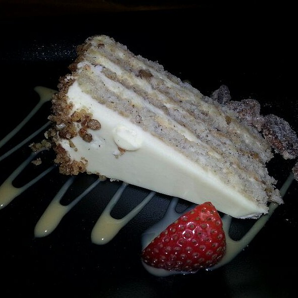 Texas Pecan Cake - III Forks - Jacksonville, Jacksonville, FL
