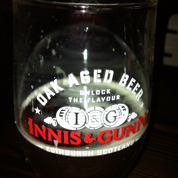 Innis And Gun Beer - Pulcinella, Calgary, AB