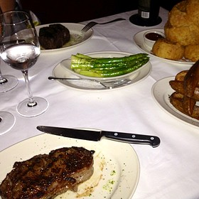 Steaks - Pappas Bros. Steakhouse - Galleria, Houston, TX