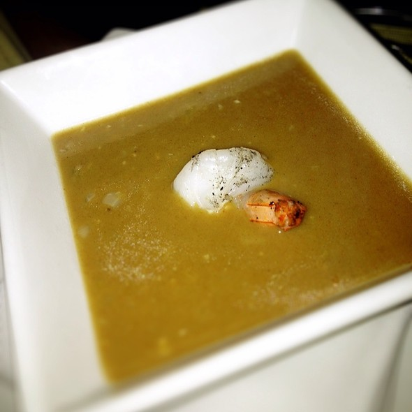 Shrimp Gumbo Soup - Hot Tin Roof, Key West, FL