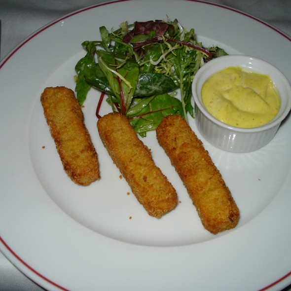Fish Fingers - Bellamy's, London