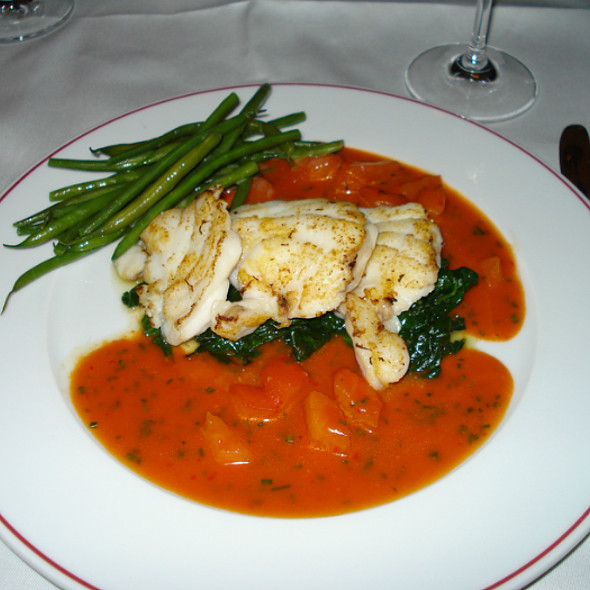Medallions of Monkfish, Piment d'Espelette - Bellamy's, London