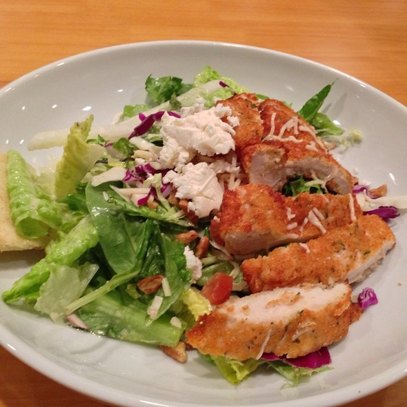 Panko-crusted Chicken Salad - Table 7 Bistro, Houston, TX