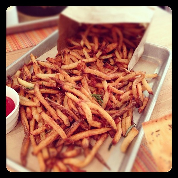 Fresh Cut Fries - Social Kitchen and Bar, Birmingham, MI