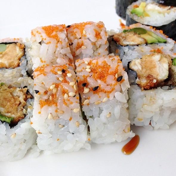 Chicken Katsu Roll - Asia Bay Sushi Bar & Thai, Fort Lauderdale, FL