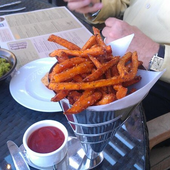 Sweet potato fries - Relish Burger Bistro - The Phoenician, Scottsdale, AZ