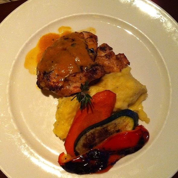 Roast Chicken With Mashed Potatoes - Wildfire Steakhouse North York, Toronto, ON