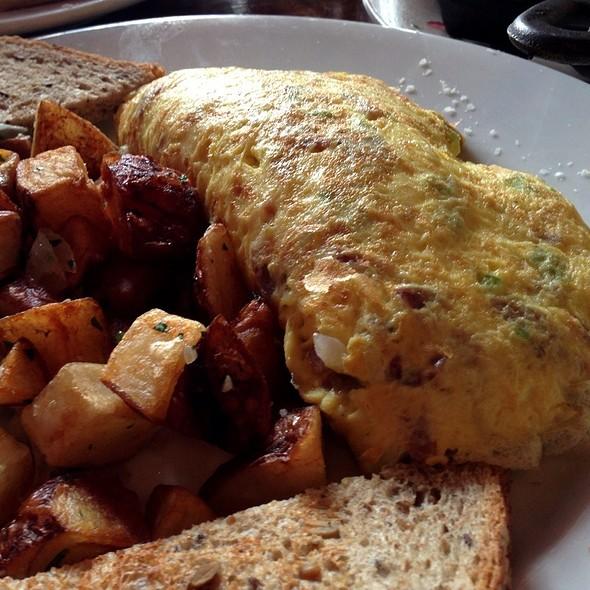 Argentine Sausage Ommelette  - Ella Kitchen & Bar, New York, NY
