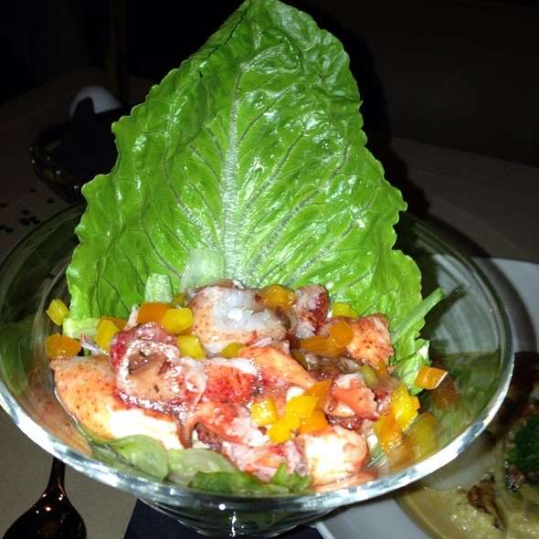 Lobstertini - Southern Prime Steakhouse, Southern Pines, NC