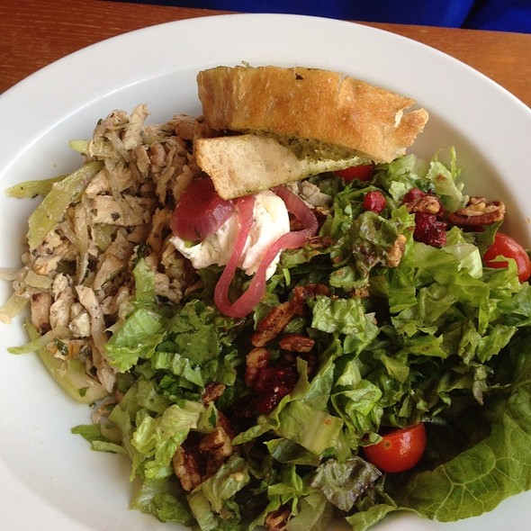 Chicken Salad - Corner Kitchen, Asheville, NC