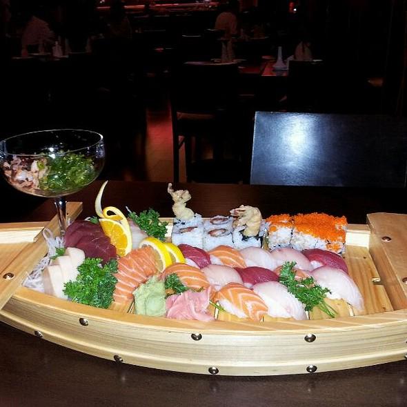 Sushi Boat For 2 - Hayashi Sushi & Grill, Newport News, VA