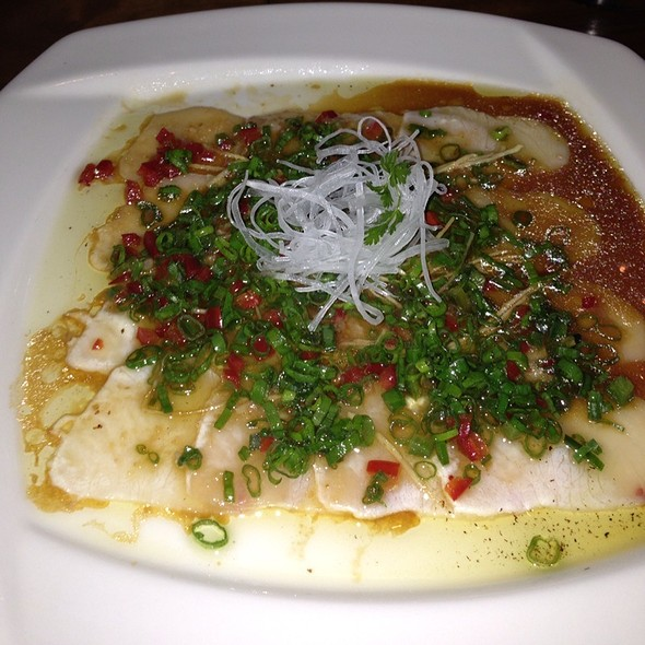 Big Eye Tuna Tataki - Sushi Roku - Scottsdale, Scottsdale, AZ