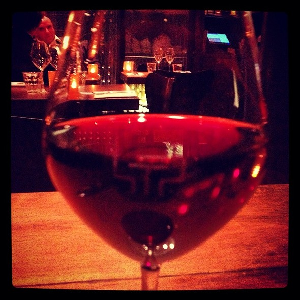 Wine - Jamie Oliver's Fifteen, London