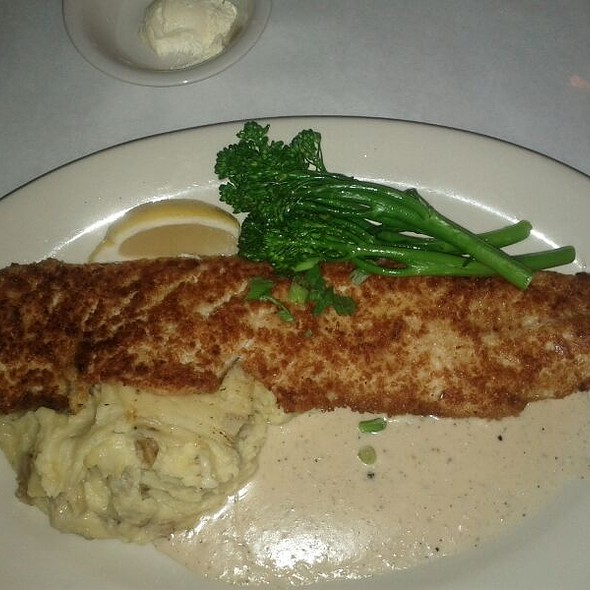 Great Lakes Whitefish - Brighton Bar and Grill, Brighton, MI