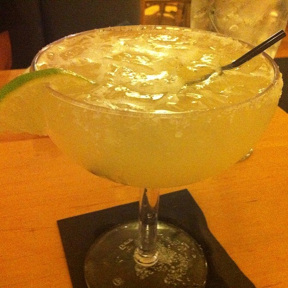 Margarita - Catches Waterfront Grille, Port Richey, FL