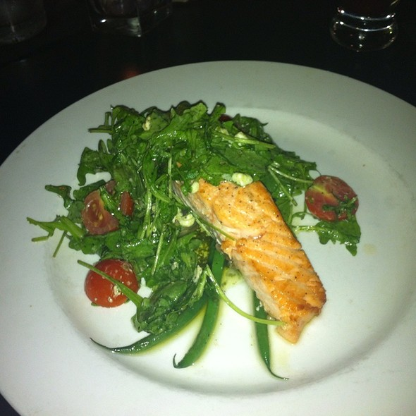 Scottish Salmon - Bourbons Bistro, Louisville, KY