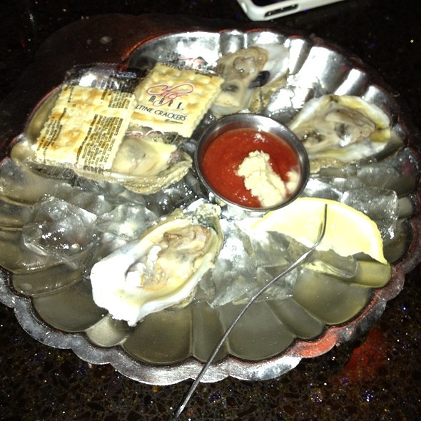 Oysters - Max Gill and Grill, Denver, CO
