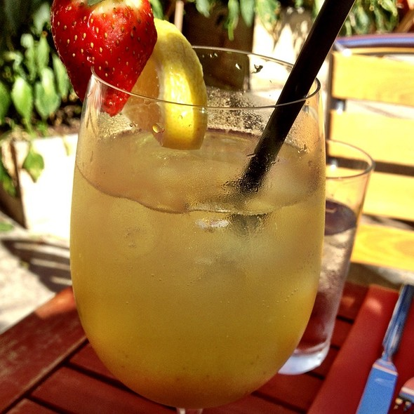 Pineapple Orange Guava Juice - Kitchen 4140, San Diego, CA