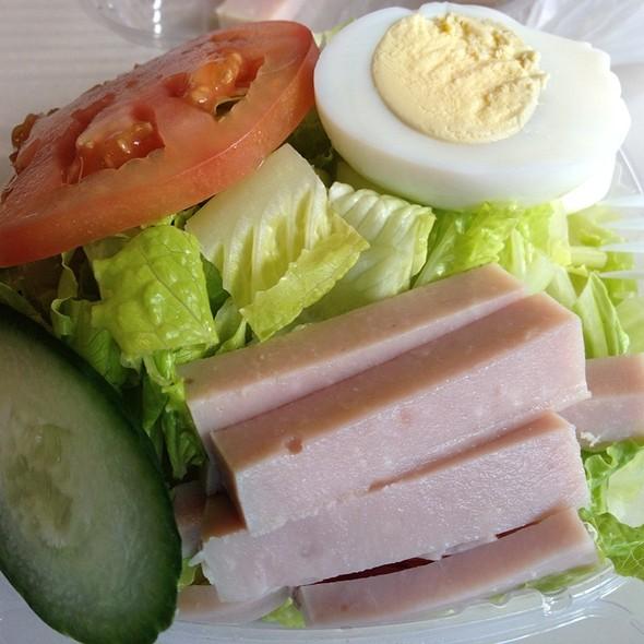 Turkey Salad - Opaque - Dining In The Dark, San Francisco, CA