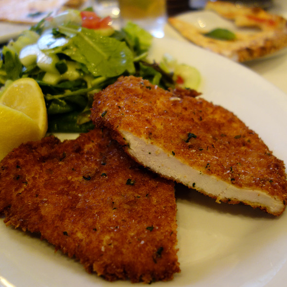 Chicken Milanese - Freds Chicago at Barneys New York, Chicago, IL