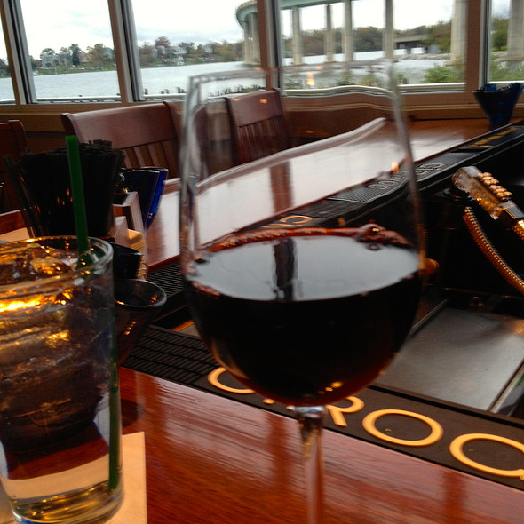 Red Wine - Severn Inn, Annapolis, MD